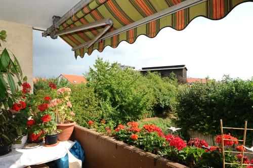 Nette 3-Zimmer ETW mit Balkon und Stellplatz in Oftersheim