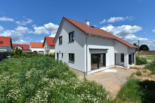 Energieeffizientes, freistehendes Einfamilienhaus in traumhafter Lage
