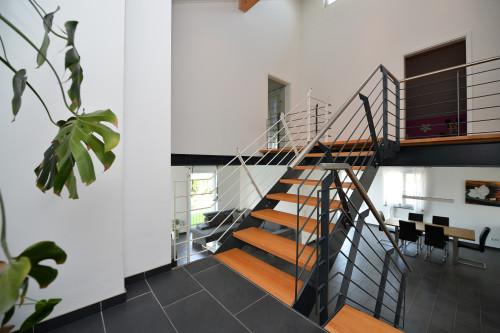 Freistehendes Einfamilienhaus mit Konzept – exklusive Ausstattung in Top-Lage